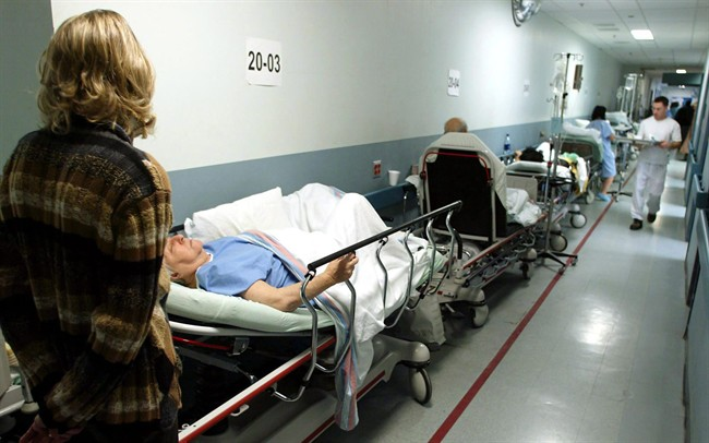 hospital emergency rooms